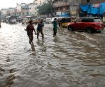 Heavy rains lash Hyderabad