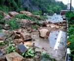 Landslides disrupt road, rail traffic to and from Goa