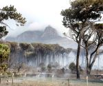 South Africa: South African air force to support fire fighting on Table Mountain National Park