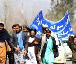 AFGHANISTAN HELMAND RALLY PEACE