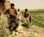 AFGHANISTAN HELMAND MILITARY OPERATION