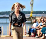 FINLAND HELSINKI FASHION WEEK VAUDE