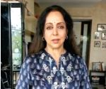 Free Photo: Hema Malini quashes rumours of ill health in video post