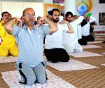 AFGHANISTAN HERAT INTERNATIONAL YOGA DAY CELEBRATION