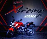 Hero MotoCorp Ltd unveils 'Xtreme 200R