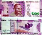 Free Photo: Hi-tech printing of fake Indian currency notes