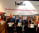 India Pavilion at Toronto film fest inaugurated