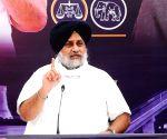 Invite farmers for talks without precondition: Sukhbir to PM