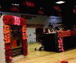 Jai Ram Thakur attends convocation function of Chandigarh University