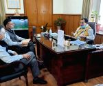 Free Photo: Himachal minister reviews Central urban schemes