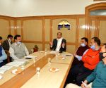 Himachal CM interacts with beneficiaries of housing schemes