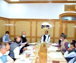 Himachal CM chairs 13th meeting of the State Single Window Clearance and Monitoring Authority