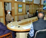 Himachal CM chairs meeting with Deputy Commissioners, SDMs and BDOs