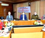 Himachal CM presides over Deputy Commissioners/Superintendents of Police Conference
