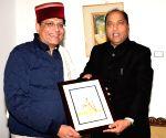 Himachal CM meets Piyush Goyal