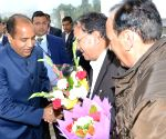 Himachal Pradesh Assembly Winter session - Jai Ram Thakur