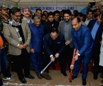 Ground breaking ceremony of AIIMS, Himachal