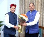 Himachal CM meets the newly elected MPs from the state