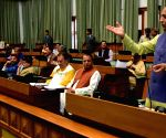 Jai Ram Thakur at Himachal Assembly Monsoon Session