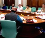 Himachal CM chairs Cabinet meeting