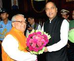 State Dinner hosted in honour of outgoing Governor Kalraj Mishra