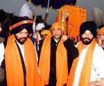 Himachal CM during 550th Prakash Parv of Guru Nanak Dev