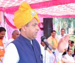 Himachal CM at election rally in Haryana