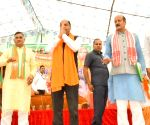 Haryana Assembly elections - Jai Ram Thakur campaigns for BJP's Pawan Saini