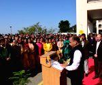 Sardar Vallabh Bhai Patel's 144th birth anniversary - Himachal CM pays tributes