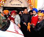 Himachal CM at Guru Nanak's 550th birth anniversary celebrations