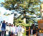 Dr B.R. Ambedkar's 64th death anniversary - Himachal CM pays tributes