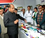 Himachal CM launches special campaign on 'Prevention of Drug Abuse and Alcoholism