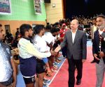 Himachal Chief Secy at 43rd All India Civil Services Kabaddi Tournament