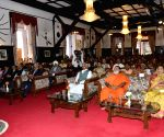 Himachal Governor inaugurates 7-day musical 'Ramcharit Chintan' Session at Raj Bhawan