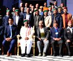 Himachal Governor meets Ex-Army men