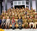Himachal Governor decorates 58 personnel at Investiture Ceremony
