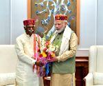 Himachal Governor meets PM Modi