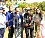 Himachal Governor at opening ceremony of a cricket match
