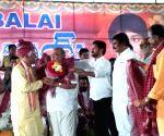 Bandaru Dattatreya hosts 'Alai Balai' as part of Dusshera celebrations