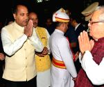 Himachal Governor hosts 'At Home' on 73rd Independence Day