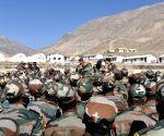 Himachal Pradesh: Modi celebrates Diwali with soldiers