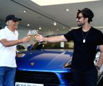 Himansh Kohli gifts himself a sports car
