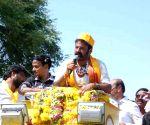 Nandyal (Andhra Pradesh): Nandamuri Balakrishna campaigns ahead of Nandyal bypolls
