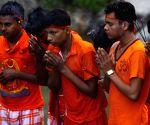 NEPAL-KATHMANDU-BOL BOM PILGRIMAGE
