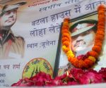 Hindu Sena activists pay homage to Batla House braveheart on 11th anniversary