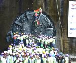 HCC completes first 3.82 kms long tunnel for Metro III