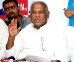 Jitan Ram Manjhi's press conference