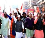 HAM-S protest