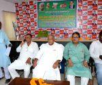 Jitan Ram Manjhi at HAM-S meeting