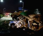 CHINA-INNER MONGOLIA-ROAD ACCIDENT